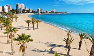 Cota Blanca Spain Alicante