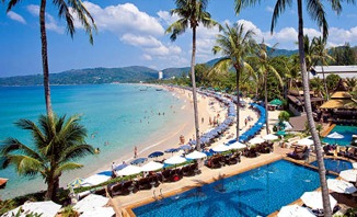 Phuket Airport Transfers to Patong Hotels