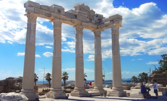 Antalya Airport to Side Hotels