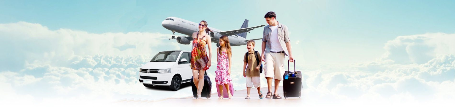 airport to Hotel transfer shuttle Majorca, Alicante, Antalya and Bangkok
