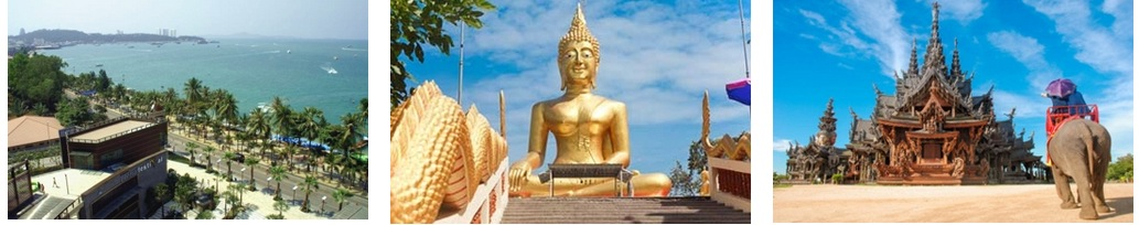 bangkok airport transfers to pattaya hua hin